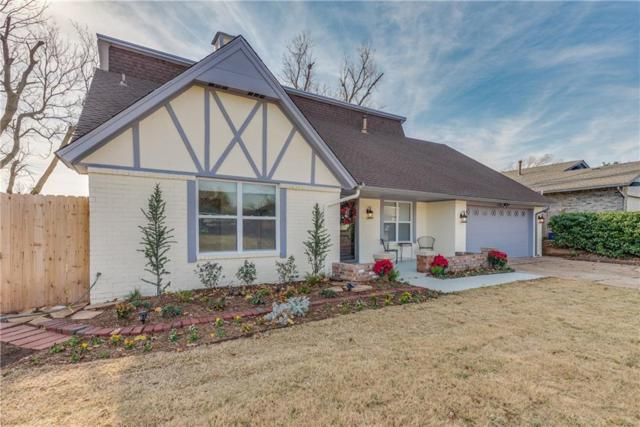 5308 NW 113th Street, Oklahoma City, OK 73162 (MLS #800273) :: Wyatt Poindexter Group