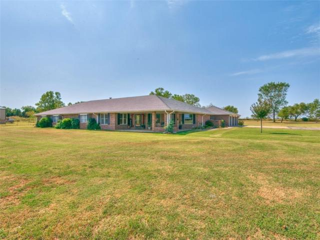 1311 N Morgan Road, Tuttle, OK 73089 (MLS #800277) :: Wyatt Poindexter Group