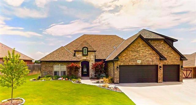 404 Lake Grove Court, Norman, OK 73069 (MLS #800301) :: Wyatt Poindexter Group