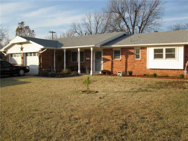 203 NE 18th Street, Moore, OK 73160 (MLS #800320) :: Wyatt Poindexter Group