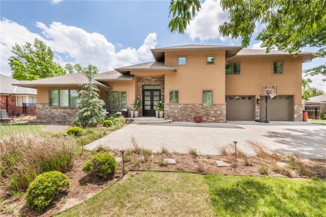 1704 Dorchester Drive, Nichols Hills, OK 73120 (MLS #800333) :: Wyatt Poindexter Group