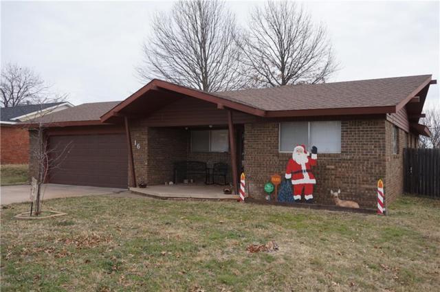 16 Seneca, Shawnee, OK 74801 (MLS #800340) :: Wyatt Poindexter Group