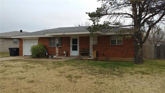 800 N Janeway, Moore, OK 73160 (MLS #800350) :: Barry Hurley Real Estate