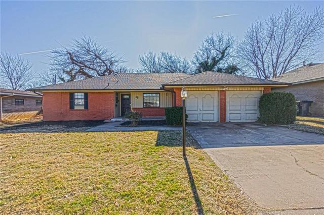 6708 Saint Marys Place, Oklahoma City, OK 73132 (MLS #800376) :: Wyatt Poindexter Group