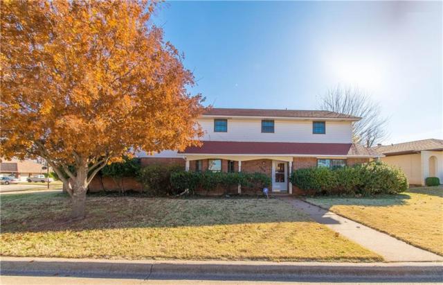 5800 NW 71st Street, Oklahoma City, OK 73132 (MLS #800423) :: Wyatt Poindexter Group