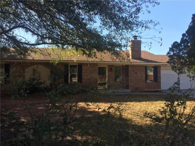 939 S Meadow Lane, Mustang, OK 73064 (MLS #800429) :: Wyatt Poindexter Group
