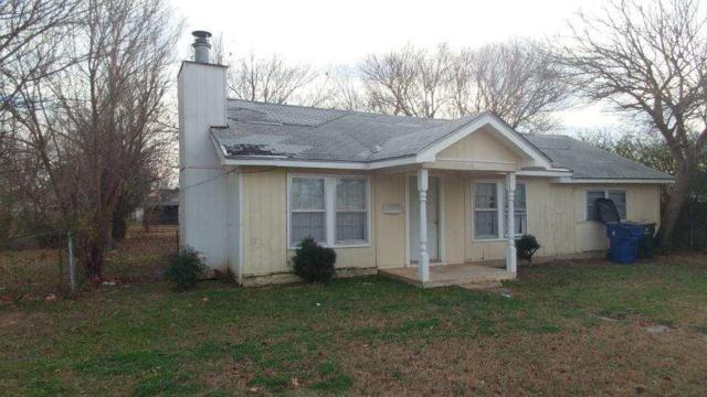 910 Cherry Ave, Duncan, OK 73533 (MLS #800438) :: Wyatt Poindexter Group