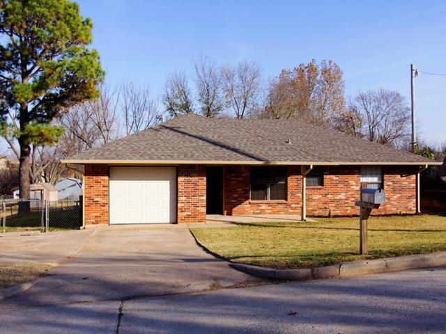 3160 Clarke Street, Choctaw, OK 73020 (MLS #800453) :: Wyatt Poindexter Group