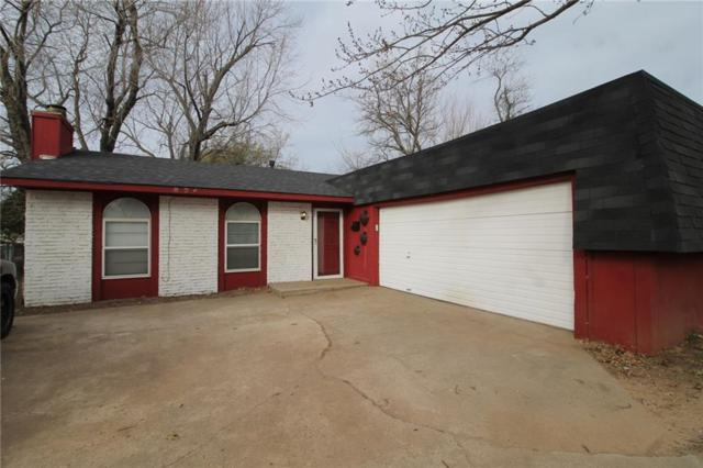 824 Douglas Drive, Norman, OK 73069 (MLS #800471) :: Wyatt Poindexter Group
