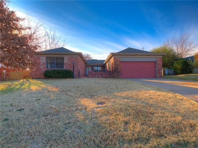 204 Bluebird Drive, Midwest City, OK 73110 (MLS #800489) :: Homestead & Co