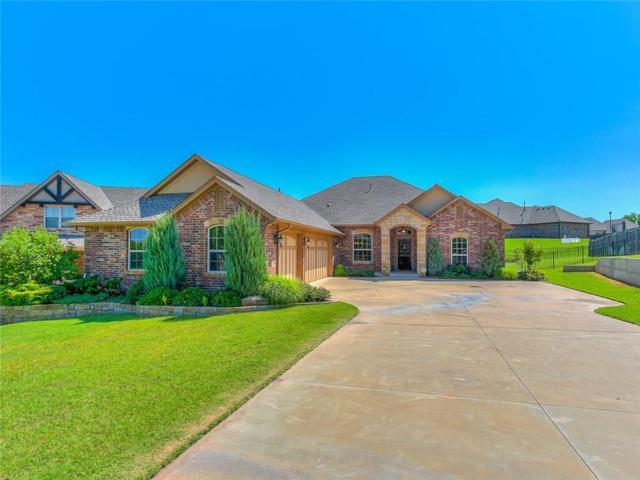 10616 Timber Oak Drive, Oklahoma City, OK 73151 (MLS #800492) :: Wyatt Poindexter Group