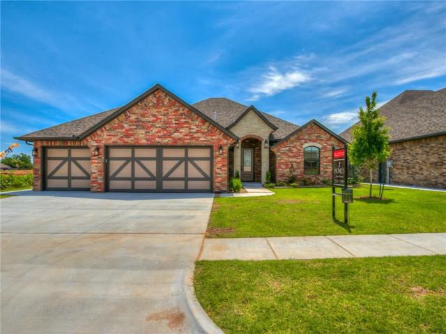 11020 Milford Lane, Oklahoma City, OK 73162 (MLS #800496) :: Wyatt Poindexter Group