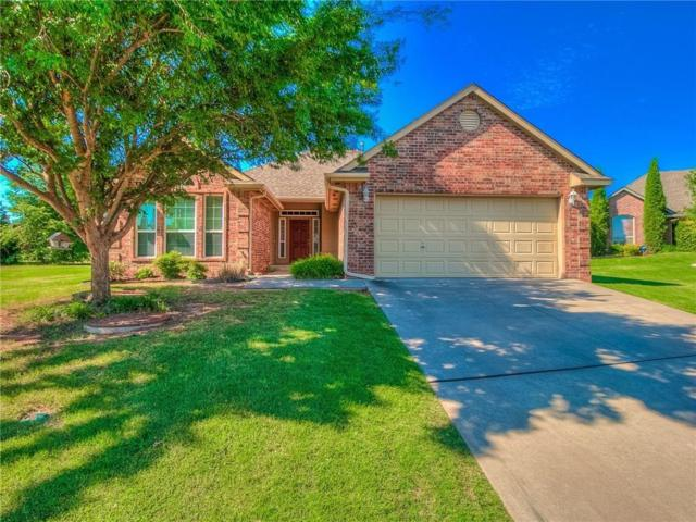 15601 Traditions Drive, Edmond, OK 73013 (MLS #800501) :: Wyatt Poindexter Group