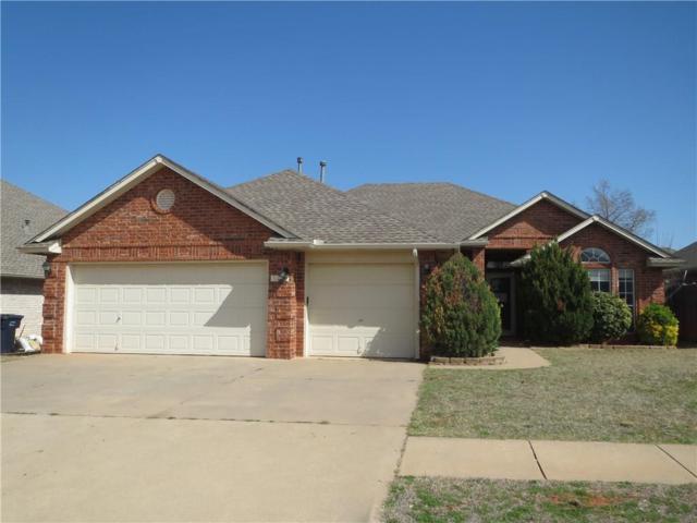 5709 NW 101st Street, Oklahoma City, OK 73162 (MLS #800519) :: Wyatt Poindexter Group