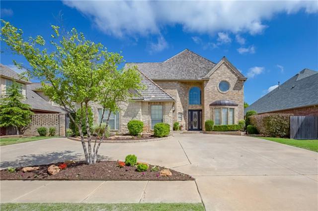 4025 Sam Gordon, Norman, OK 73072 (MLS #800531) :: Barry Hurley Real Estate