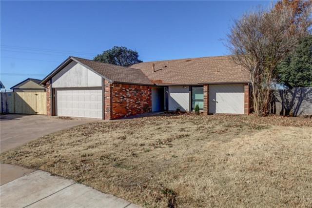 13001 Turtle Creek Court, Oklahoma City, OK 73170 (MLS #800538) :: Wyatt Poindexter Group