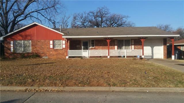 4309 N Everest Street, Oklahoma City, OK 73111 (MLS #800562) :: Wyatt Poindexter Group