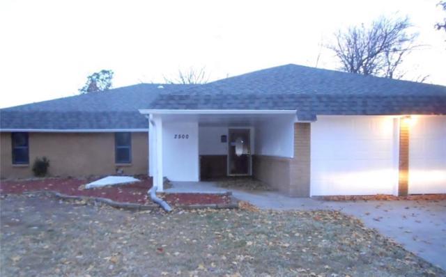 2500 Cedar Park, Oklahoma City, OK 73120 (MLS #800593) :: Wyatt Poindexter Group