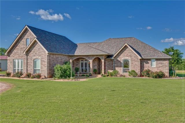 15300 W County Road 66, Crescent, OK 73028 (MLS #800596) :: Wyatt Poindexter Group