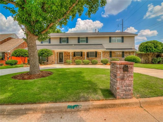 10900 Rock Ridge, Oklahoma City, OK 73120 (MLS #800598) :: Wyatt Poindexter Group