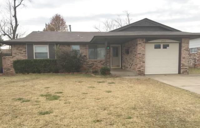 2516 SW 80th, Oklahoma City, OK 73159 (MLS #800646) :: Wyatt Poindexter Group