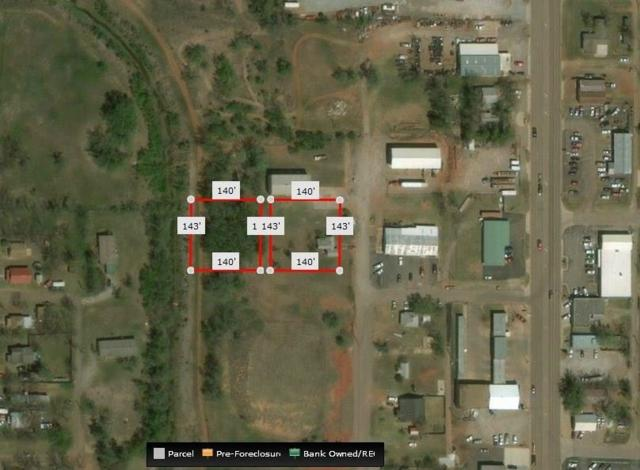 Jackson, Elk City, OK 73644 (MLS #800647) :: Homestead & Co