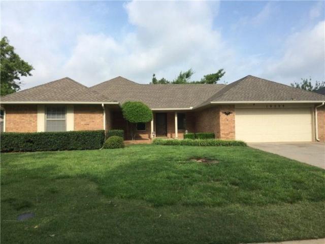 10209 Goldenrod Lane, Oklahoma City, OK 73162 (MLS #800648) :: Homestead & Co