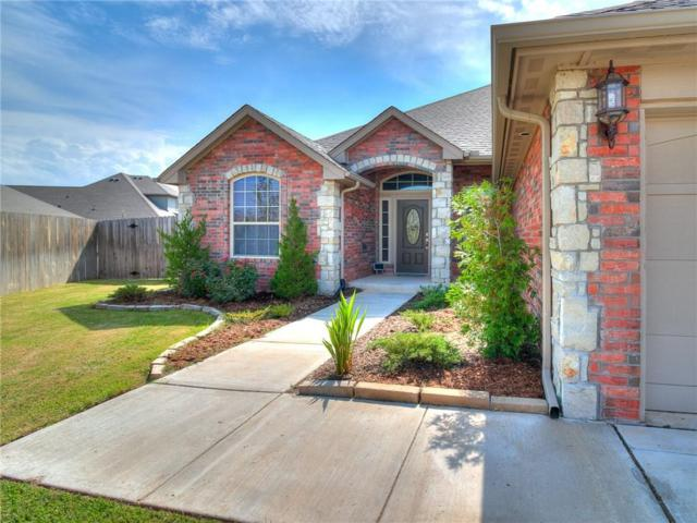 13608 Lark Lane, Oklahoma City, OK 73142 (MLS #800649) :: Homestead & Co
