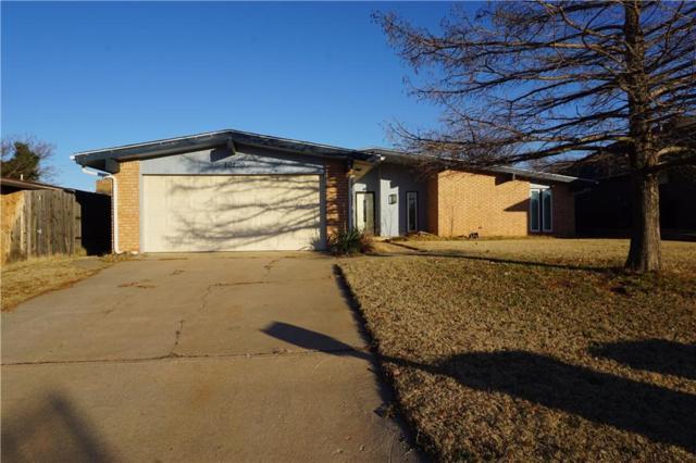 10200 Little Pond, Oklahoma City, OK 73162 (MLS #800664) :: Wyatt Poindexter Group