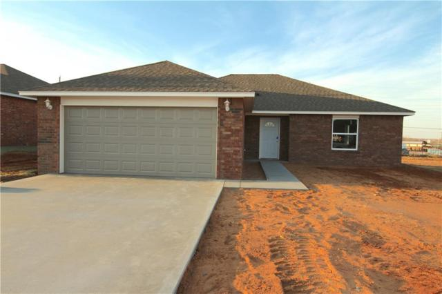 133 Carter Road, Elk City, OK 73644 (MLS #800671) :: Barry Hurley Real Estate