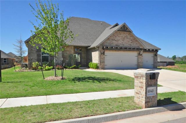 6140 Oxnard Street, Edmond, OK 73034 (MLS #800699) :: Wyatt Poindexter Group
