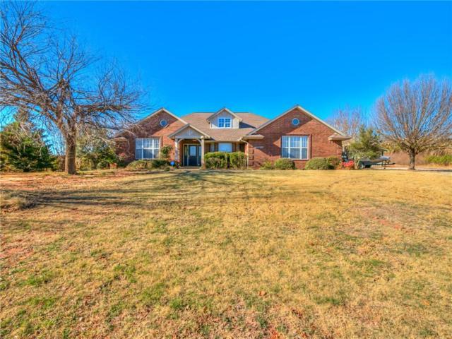 5403 Mockingbird Lane, Blanchard, OK 73010 (MLS #800734) :: Barry Hurley Real Estate