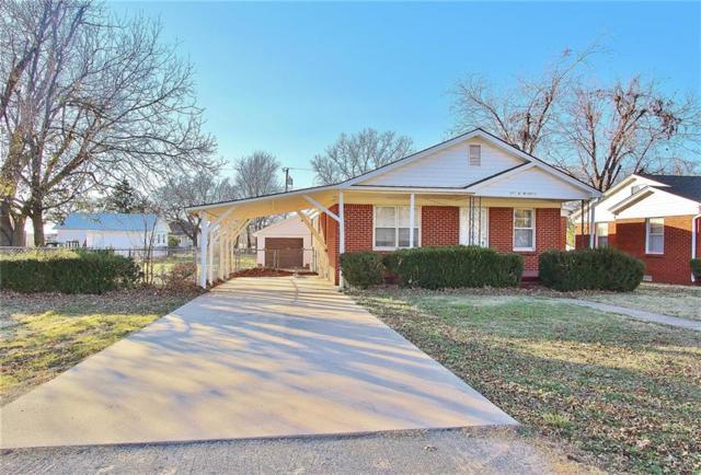 411 N Monroe, Blanchard, OK 73010 (MLS #800735) :: Barry Hurley Real Estate