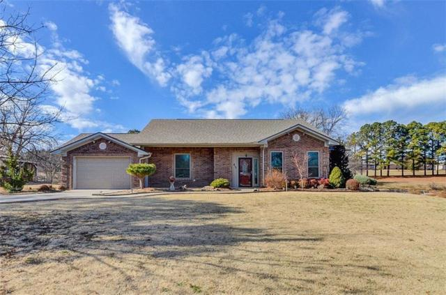 406 W Oakland, Washington, OK 73093 (MLS #800736) :: Erhardt Group at Keller Williams Mulinix OKC