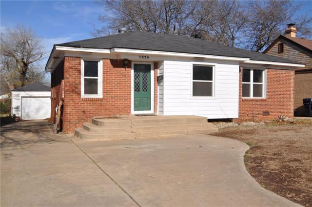 2529 NW 35th Street, Oklahoma City, OK 73112 (MLS #800747) :: Wyatt Poindexter Group