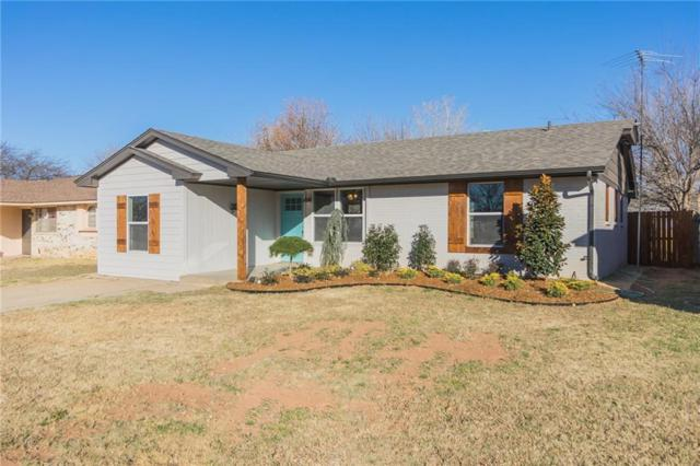 1033 NW 20th Street, Moore, OK 73160 (MLS #800749) :: Barry Hurley Real Estate