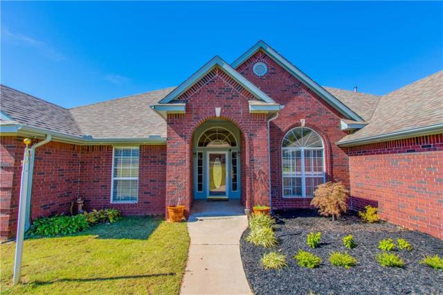 111 Key Drive, Wellston, OK 74881 (MLS #800752) :: Wyatt Poindexter Group