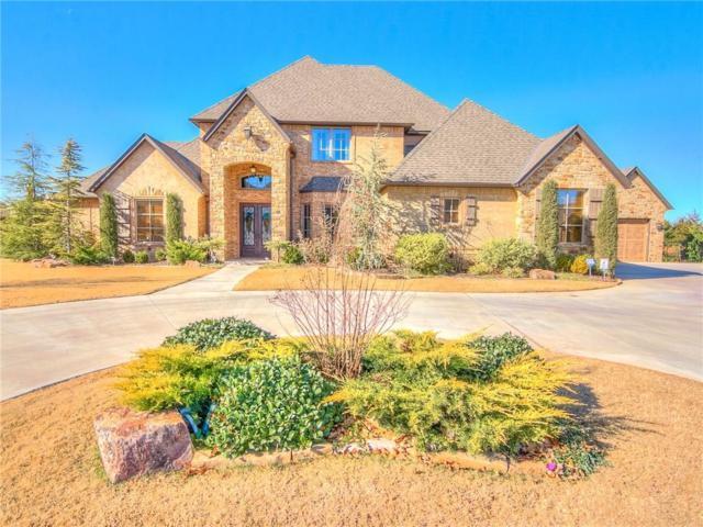 4009 Redmont Court, Edmond, OK 73034 (MLS #800781) :: Barry Hurley Real Estate