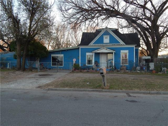 720 SE 11th Street, Oklahoma City, OK 73129 (MLS #800903) :: Wyatt Poindexter Group