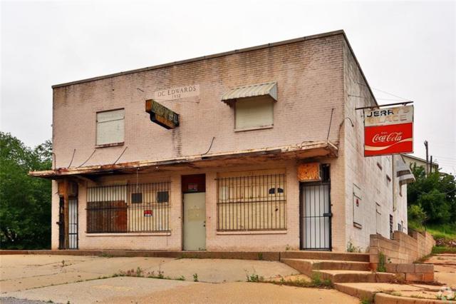 1233 NE 6th Street, Oklahoma City, OK 73117 (MLS #800913) :: Wyatt Poindexter Group