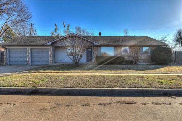 519 Gayclifee Terrace, Edmond, OK 73003 (MLS #800917) :: Barry Hurley Real Estate