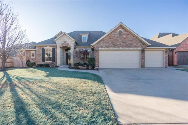 1204 Red Plum, Moore, OK 73160 (MLS #800921) :: Barry Hurley Real Estate