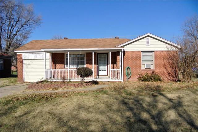 207 E Haddock, Norman, OK 73069 (MLS #800931) :: Wyatt Poindexter Group