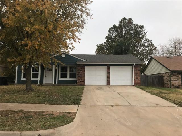 617 Silver Medal, Moore, OK 73160 (MLS #800952) :: Barry Hurley Real Estate