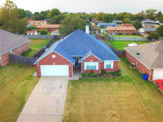 712 Bent Tree Road, Noble, OK 73068 (MLS #800961) :: Barry Hurley Real Estate