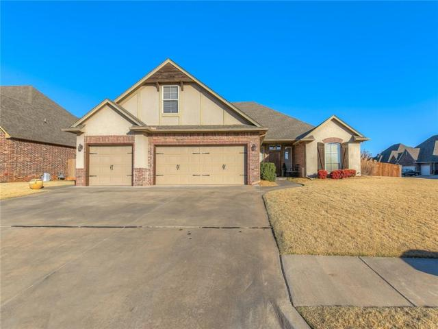 1609 NW 184th Street, Edmond, OK 73012 (MLS #800967) :: Barry Hurley Real Estate