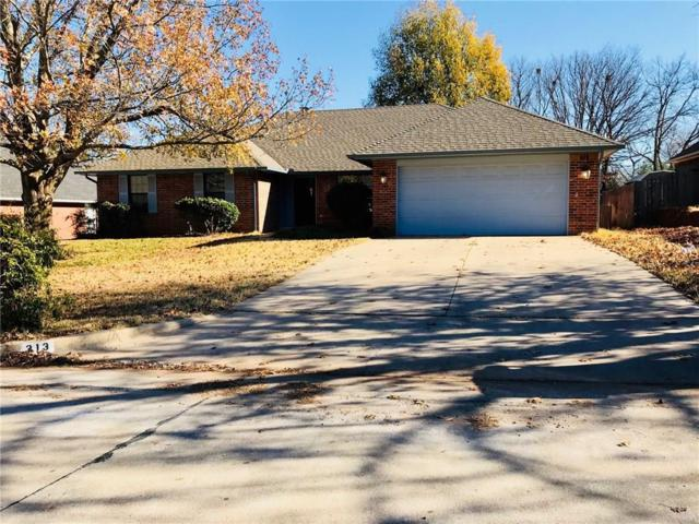 313 Club House, Shawnee, OK 74801 (MLS #800970) :: Barry Hurley Real Estate