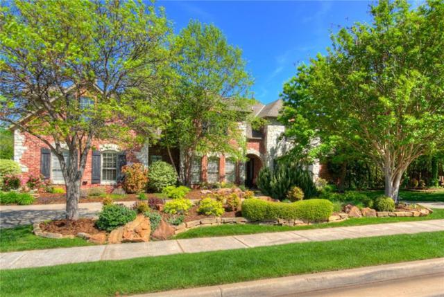 2800 Cumberland Drive, Edmond, OK 73034 (MLS #800975) :: Wyatt Poindexter Group
