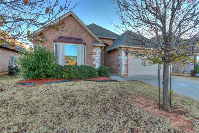 16216 Snowy Owl Drive, Edmond, OK 73013 (MLS #800981) :: Barry Hurley Real Estate