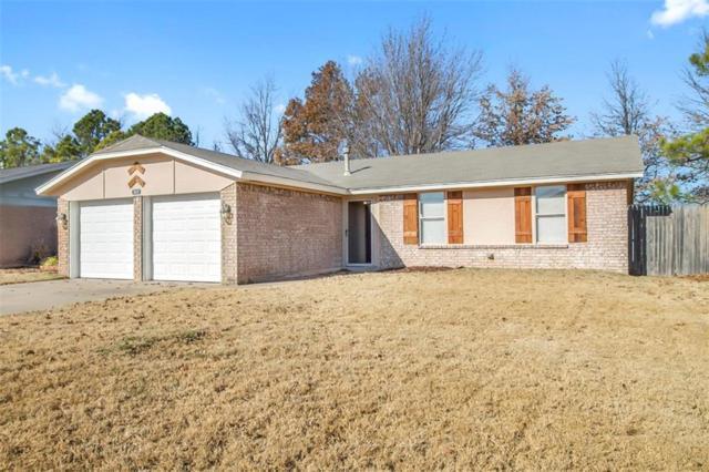 9609 Blue Bonnet Pl Place, Oklahoma City, OK 73128 (MLS #800984) :: Barry Hurley Real Estate